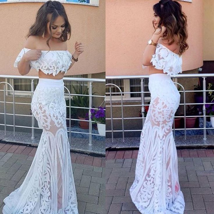 Lace Prom Dress,Mermaid Prom Dress,Fashion Prom Dress,Sexy Party
