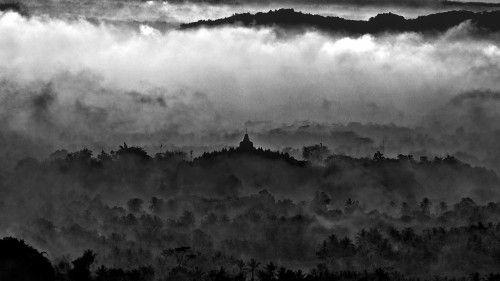 Borobudur Temple by andrey kurniawan