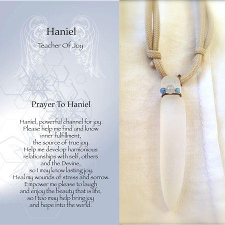 archangel haniel prayer