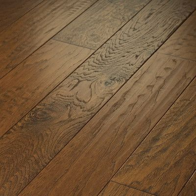 Shop Wayfair for Wildon Home ® 5 Engineered Hickory Hardwood Flooring in Warm Sunset - Great Deals on all Home Improvement products with the best selection to choose from!
