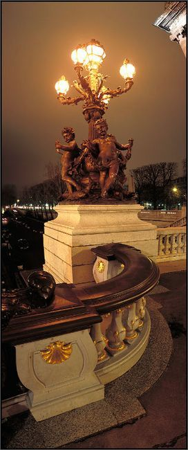 Paris by Arnaud Frich.