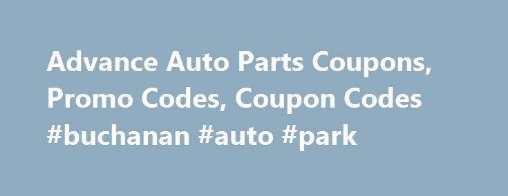 Advance auto coupons in store