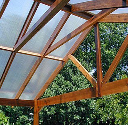 Best Polycarbonate Patio Roof Carport Garage Pinterest 400 x 300