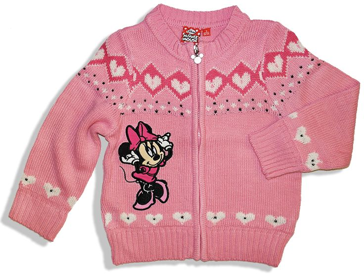 Dievčenský sveter - MINNIE http://www.milinko-oblecenie.sk/detske-oblecenie/dievcensky-sveter-minnie--tm-ruzovy/