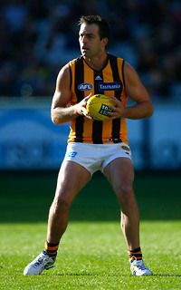 Brian Lake - Hawthorn Football Club.