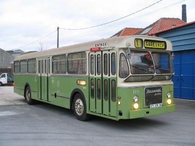 Brossel-Leyland BL 55 - RMTT-SITCAT-Toulon