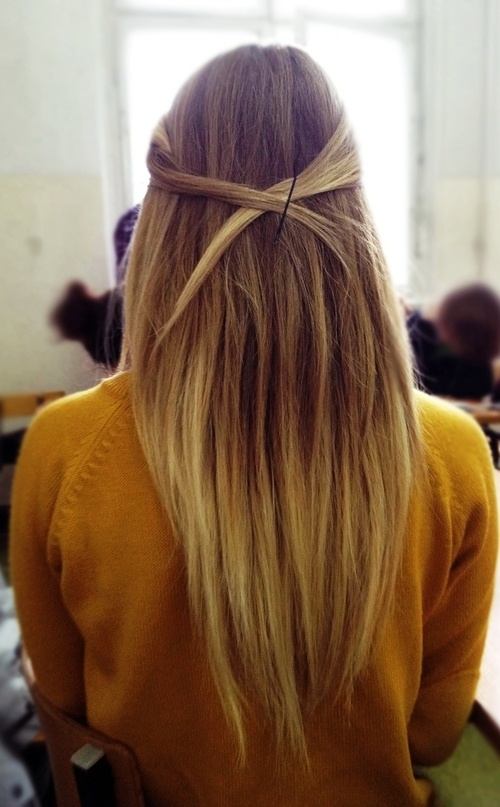 Cute Hair Style Bad Ombre Job Can I Please Have Her