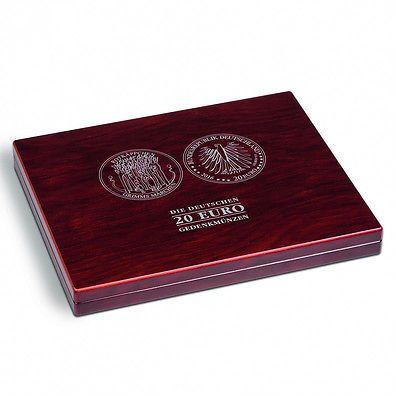 Kassette für 20 Euro Münzen aus Deutschland