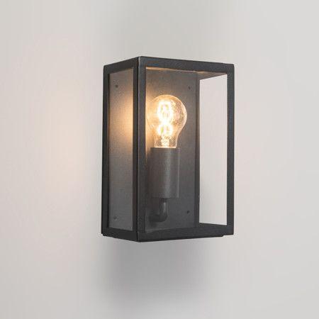 Buitenlamp Rotterdam wand zwart, nu met 20% korting! Profiteer nu! #lampenlicht #korting #buitenverlichting