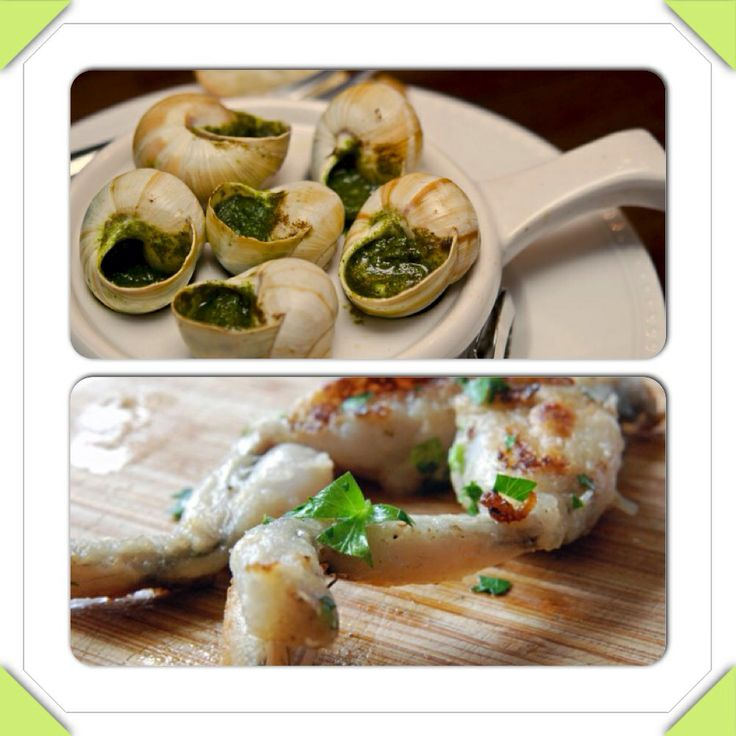 ~•~Picturing Myself Here~•~ ...picturing myself trying new foods... Yumm:-p  ...hopefully:) |Escargot| |Frog Legs|