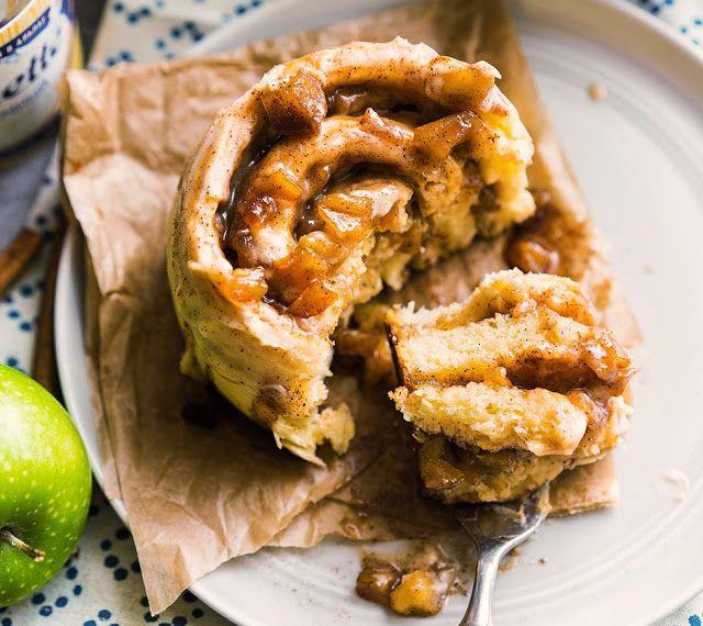 Конвертики с корицей и яблоками рецепт 5