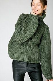 свитер I Love MrMittens