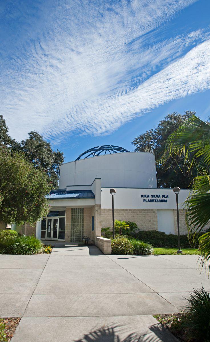 Santa Fe College Kika Silva Pla Planetarium