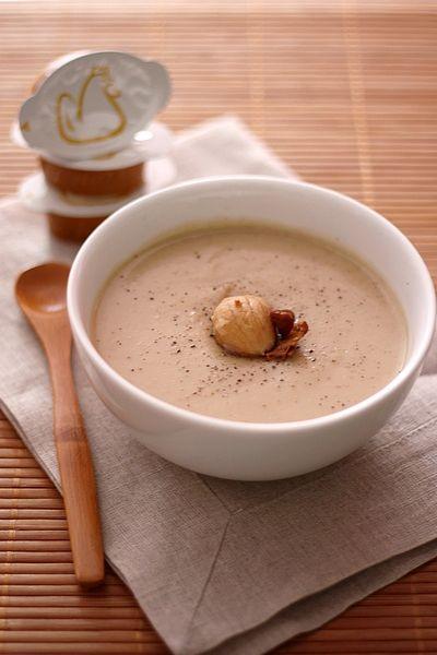 Velouté d'automne : Panais et marrons | Gourmandiseries - Blog de recettes de cuisine simples et gourmandes
