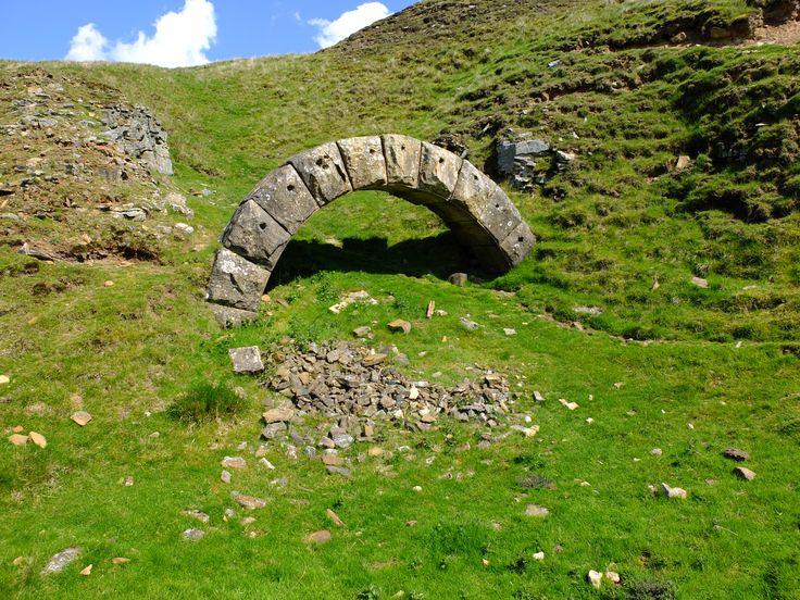 Rosedale drift arch