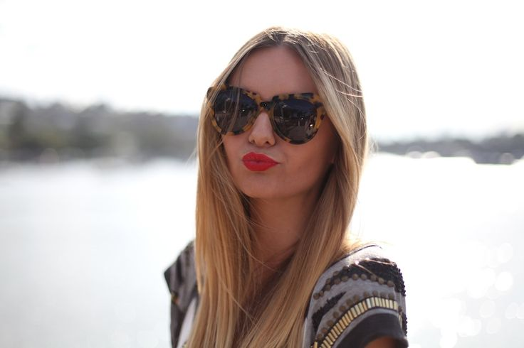 Karen Walker sunnies.  i think these will be a belated xmas gift to myself