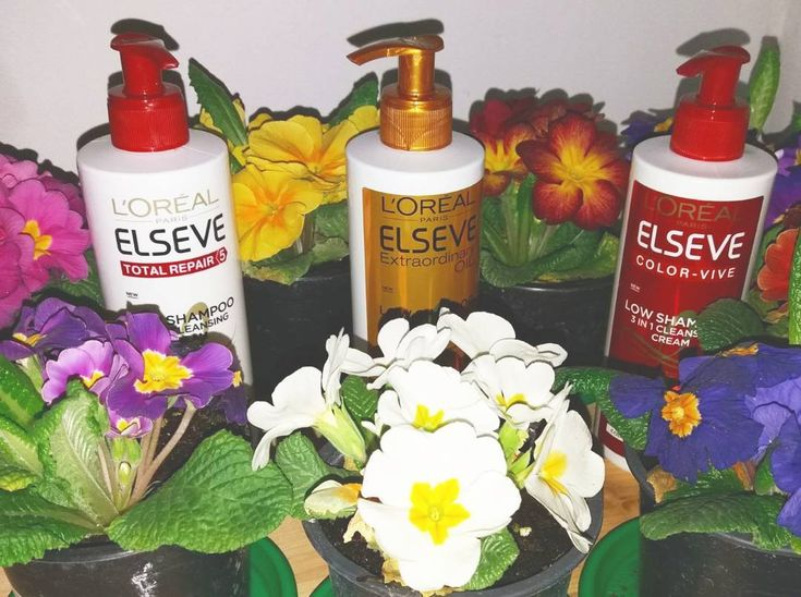 L`Oreal Paris Elseve Low Shampoo 3 in 1 Cleansing Cream - Beauty by Sunshine