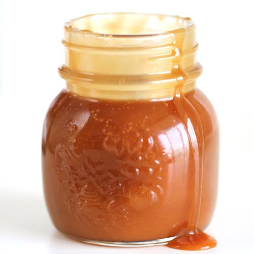 Way too thick and too much butter for my taste. You'd be better off trying another recipe ;; How to Make Caramel Sauce for coffee