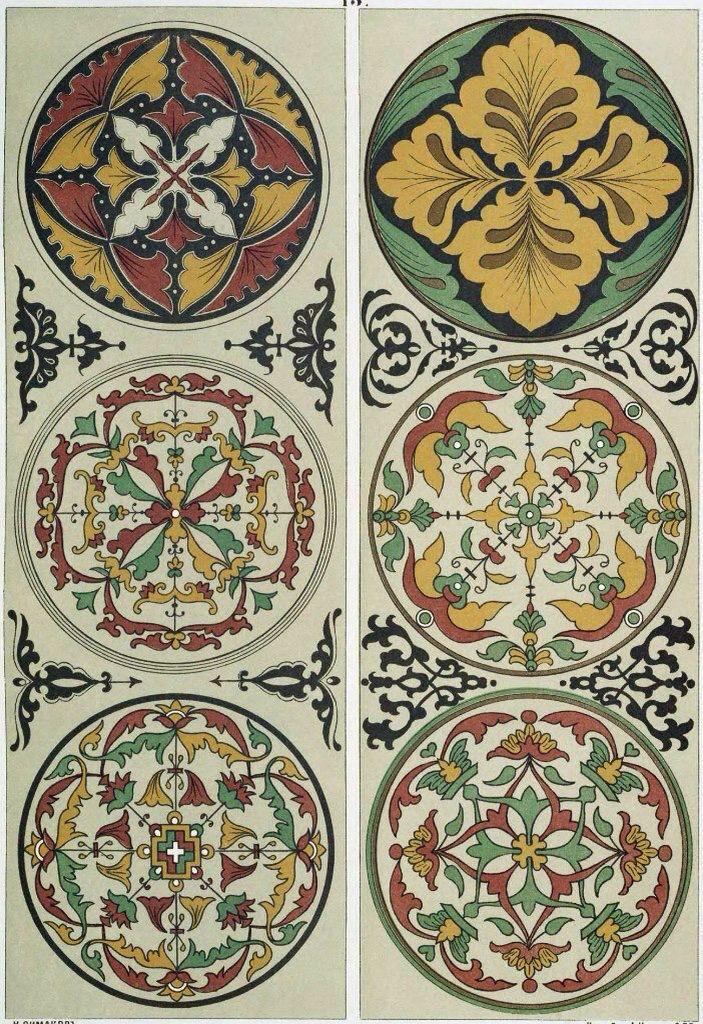 oldRussian ornaments
