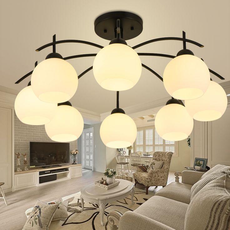 Find More Ceiling Lights Information About Modern Nordic Lustre LED Light Kitchen Lamp E27