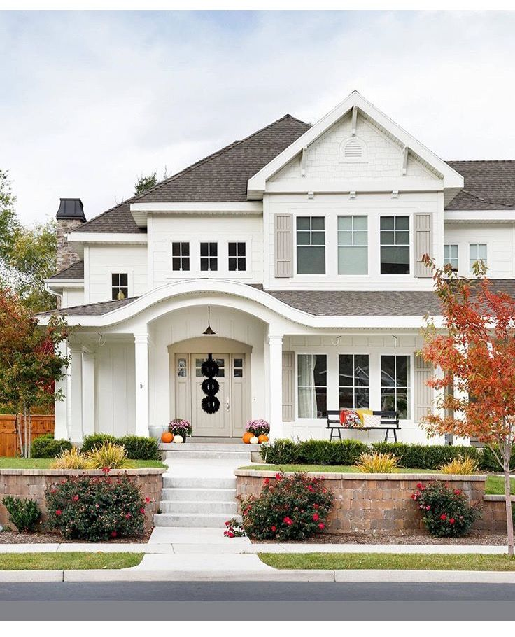 Beautiful Home Exterior Colors: 382 Best Images About Exterior Home Paint Colors On
