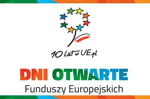 Between 1st and 11th May 2014 there will be European Funds Open Days organised throughout Poland.