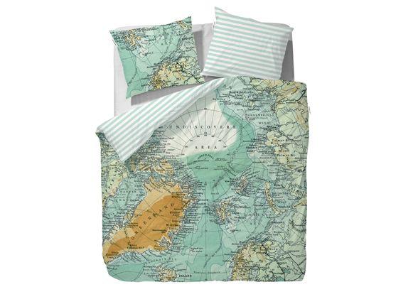Covers & Co dekbedovertrek North Pole multi