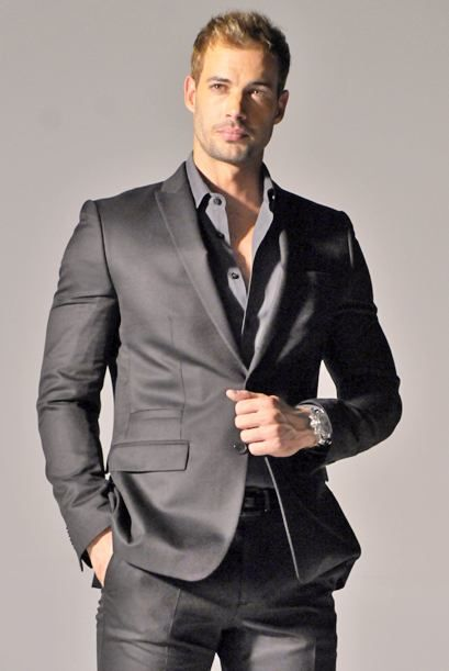 William Levy AKA my Christian Gray!!!!