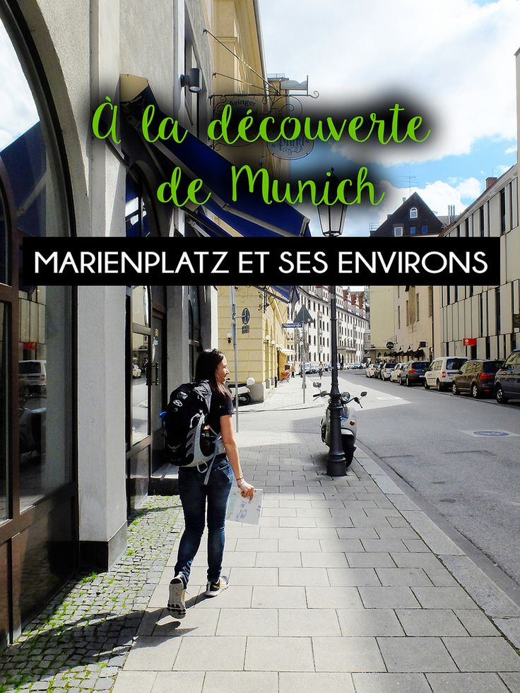 #Munich #Allemagne #Germany #travel #voyage #backpack #Europe