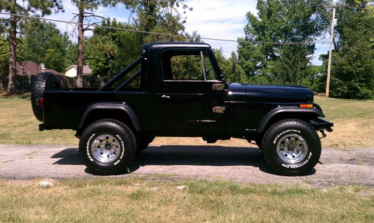 jeep scrambler | Thread: 1983 Jeep Scrambler CJ-8 - Frame Off Restored ~~~ SOLD!
