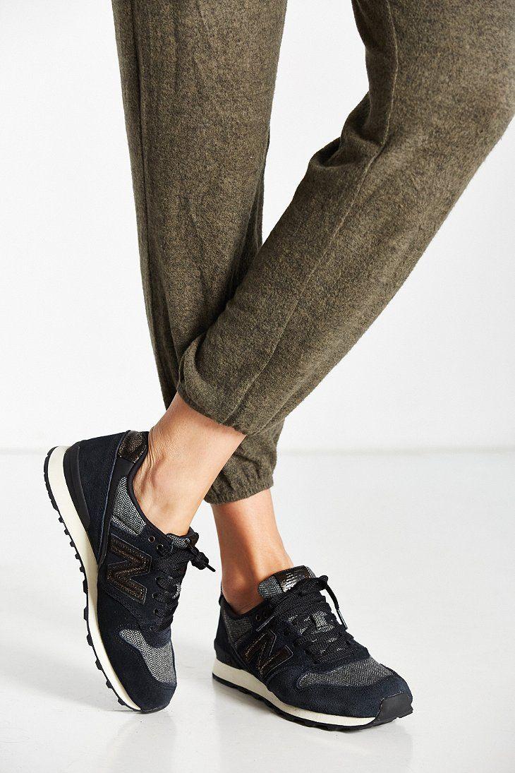 New Balance 696 Luxury Running Sneaker