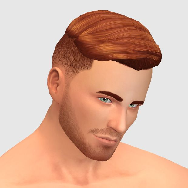 The Sophisticut [Male Hairstyle] |