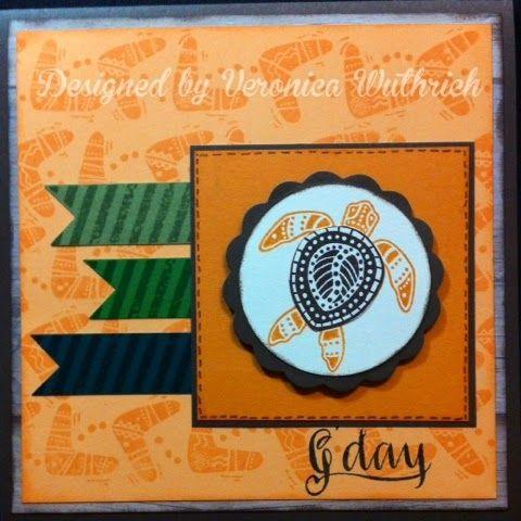 CTMH Australian stamps