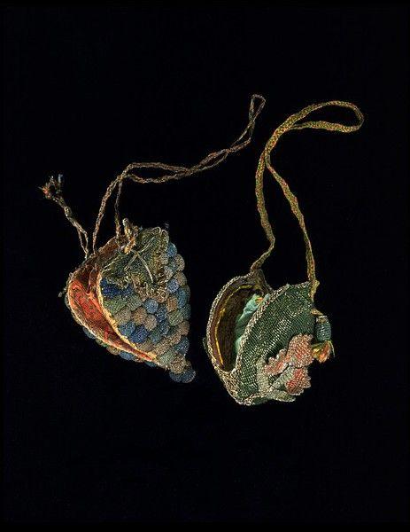 vintage embroidered purses