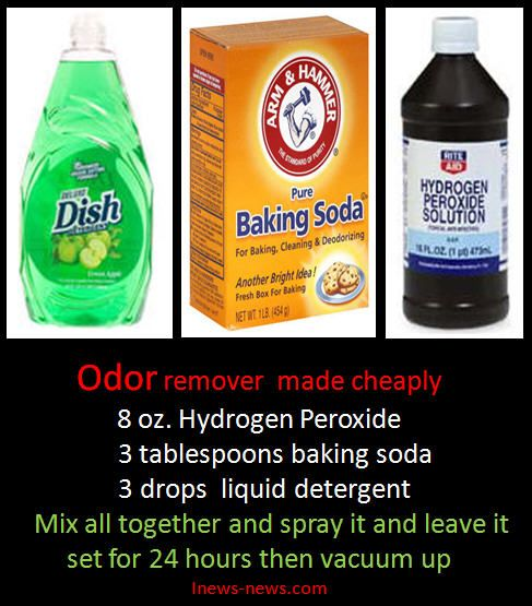 Oder remover that works good  www.inews-news.com/diy.html