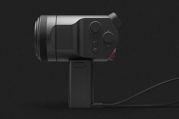 D4H Concept Mirrorless Camera Looks Like Super 8 Film Camera