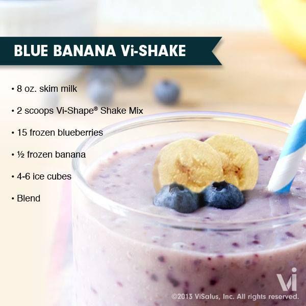 Blue Banana Vi-Shake