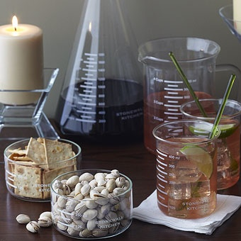 I want lab glassware for my kitchen so much!!