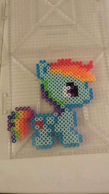 Afbeeldingsresultaat voor strijkkralen patronen my little pony