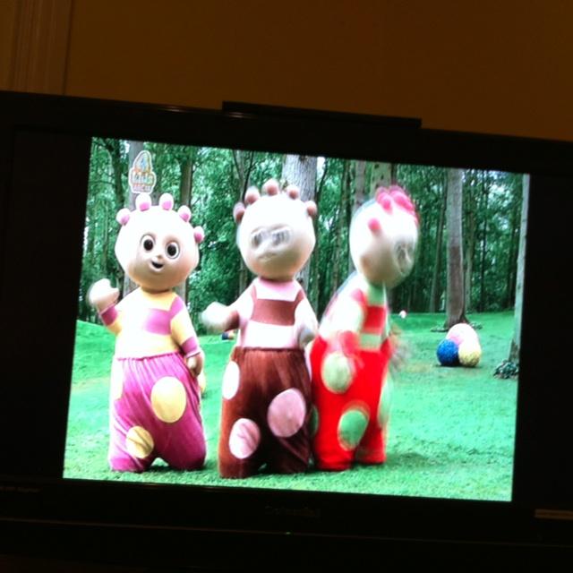 The Tombliboos a night time ritual on ABC2
