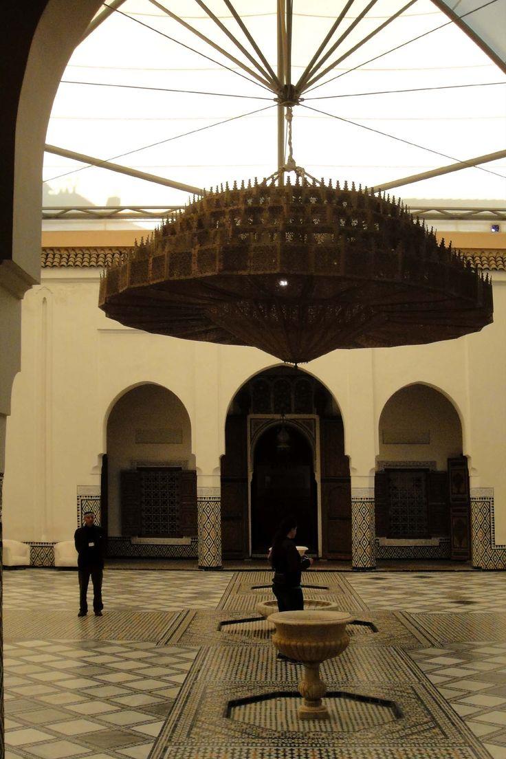 Marrakech 121118-1633 by Schoendy. Musée