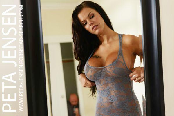 Peta Jensen posing in very hot lingerie for us !