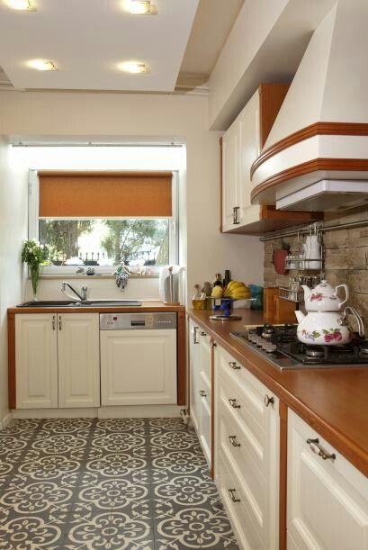 La cocina representa el espacio de abundancia y for Cocinas bonitas