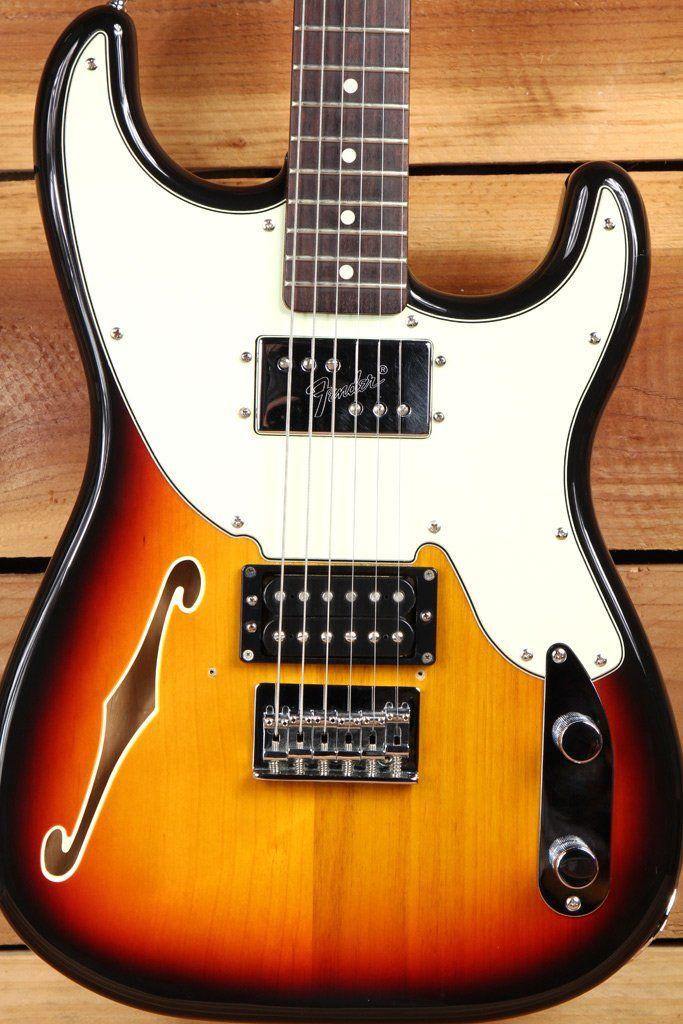 FENDER 72 PAWNSHOP Stratocaster Body & Telecaster Neck Clean Pawn Shop MIJ 1033