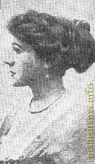My namesake's namesake - Lady Hugh Montagu Allan (Marguerite Ethel MacKenzie) » The Lusitania Resource