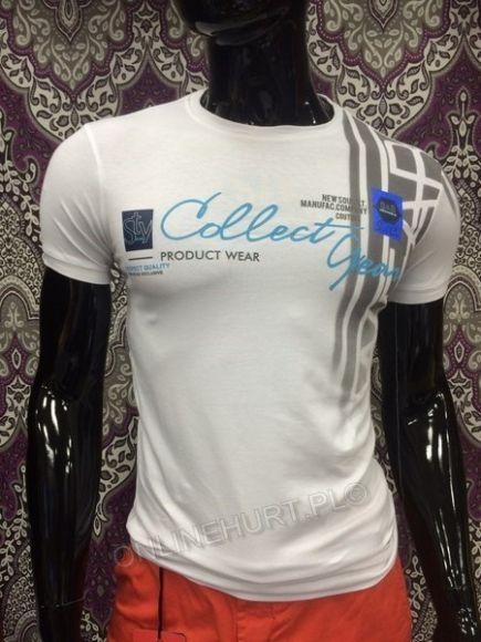 T-Shirt Męski Sedna 8891 _A11 (M-2XL)