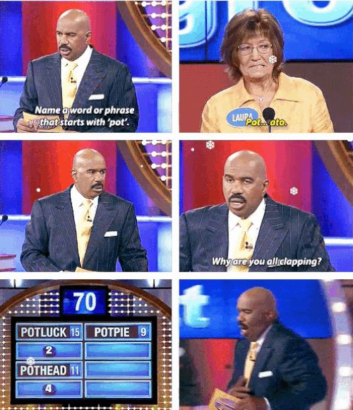 Family Feud Humor | 16 Family Feud Answers That Caused Steve Harvey To Lose Faith In ...