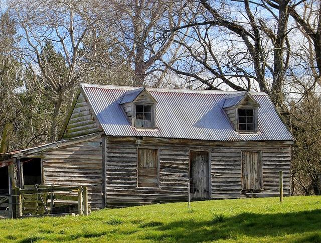 Original Knapdale Homestead by rustyalishere, via Flickr