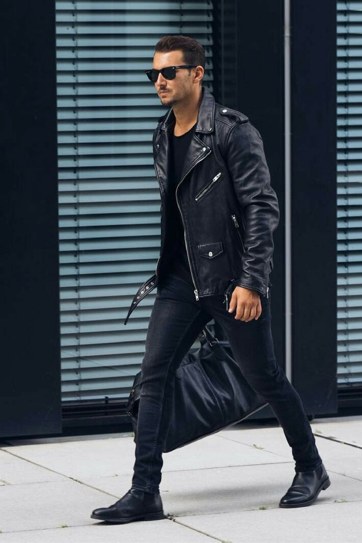 17 Best ideas about Rocker Style Men on Pinterest | Man style, Men ...