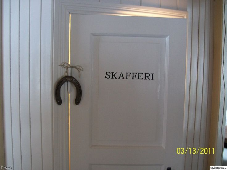 gå in skafferi,skafferi